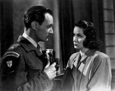 Alida Valli(The Third Man),With Trevor Howard