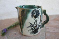Ceramic Pitcher handmade ceramics creamer by ManuelaMarinoCeramic