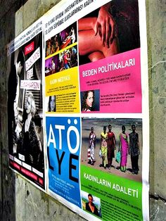 Festivals, Films, Books, Poster, Step By Step, Women Rights, Human Rights, Spanish, 2016 Movies
