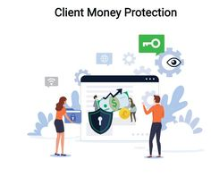 CWG Markets provide excellent client money protection scheme with good compensation for property agents to protect their funds separately. Call us on 8424