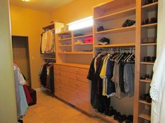 Love this closet? Wait 'til you see the rest of the house!  MLS #110568