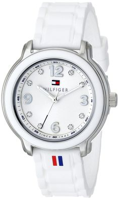Looking for Tommy Hilfiger Women's 1781418 Crystal-Accented Stainless Steel Watch ? Check out our picks for the Tommy Hilfiger Women's 1781418 Crystal-Accented Stainless Steel Watch from the popular stores - all in one. Casual Watches, Cool Watches, Fossil Watches, Women's Watches, Wrist Watches, Jewelry Watches, Glass Material, Tommy Hilfiger Women, Stainless Steel Watch