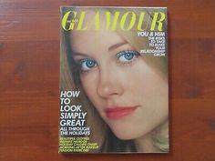 Cybill Shepherd, Glamour Magazine, 1970s, December, Im Not Perfect, Ebay, I'm Not Perfect