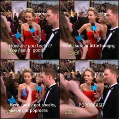 Jlaw Jennifer Lawrence Quotes funny interview celebrity Oscars 2014