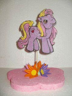 Little Pony, Cake, Centerpieces, Party, Pie Cake, Mlp, Cakes, Cookies, Cheeseburger Paradise Pie