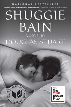 """Shuggie Bain is the unforgettable story of young Hugh """"Shuggie"""" Bain, a sweet and lonely boy who spends his 1980s childhood in public housing in Glasgow, Scotland. Thatcher's war on heavy industry has put husbands and sons out of work, and the city's notorious drugs epidemic is waiting in the wings. Shuggie's mother Agnes walks a wayward path: she is Shuggie's guiding light but a burden for his artistic brother and practical sister..."""