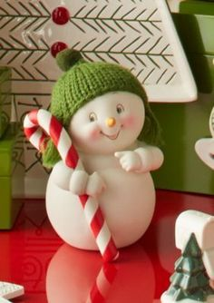 1st Christmas, Christmas Snowman, Simple Christmas, Xmas, Diy Crafts For Gifts, Holiday Crafts, Easy Christmas Decorations, Dough Ornaments, Polymer Clay Christmas