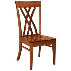 Let the lovely Amish handcrafted Oleta Dining Chairs light up your dining room furniture collection. Shop DutchCrafters for contemporary, stylish furniture for Hardwood Furniture, Amish Furniture, Furniture Direct, Handmade Furniture, Rustic Furniture, Furniture Making, Home Furniture, Business Furniture, Modern Furniture