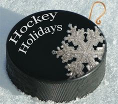 HockeyHolidays all i want for christmas...