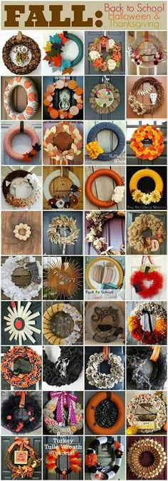 My house would greatly benefit from wreaths