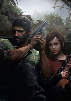The Last of Us one of the best looking games this year. The story is the best one that I have ever seen in a video game.
