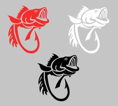 REEL SERIOUS Spinning Salt water fishing trip lure Car or Boat Decal //Sticker