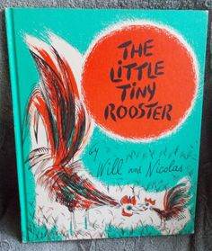 Vintage The Little Tiny Rooster Weekly Reader by ShopHereVintage