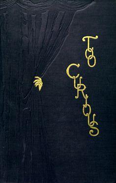 Too Curious ~ 1887