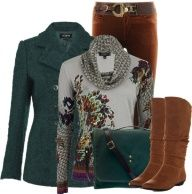 """Dressing Your Truth Type 2   Colorful"""" by pippimommy on Polyvore"""