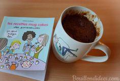 Mug cake chocolat noisette sans GLO (sans gluten, sans lait, sans oeuf) vegan…