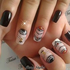 Latest Cute Nail Designs for Girls 2017 - Reny styles