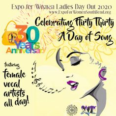 Thirty 30, South Bend, Beauty Inside, Community Events, Ladies Day, Indiana, Songs, Lady, Women