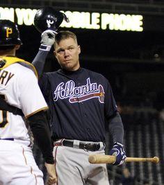 Chipper Jones Photo - Atlanta Braves v Pittsburgh Pirates