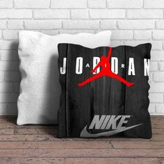 Air Jordan Michael Jordan 23 Chicago Bulls Nba Pillow | Aneend - Aneend.inc