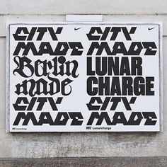 Nike Lunacharge Campaign Unused Direction by Hort Berlin #nike #hortberlin