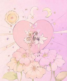 Pretty Art, Cute Art, Arte Punk, Arte Sketchbook, Dibujos Cute, Fairytale Art, Aesthetic Art, Wall Collage, Cute Wallpapers