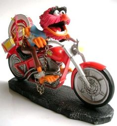 Muppet Show - Harley Davidson Collectible Toys
