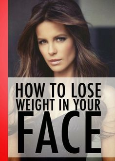 How to Lose Weight in Your Face | Tricksly
