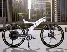 "bike_smart and fashion brand ""Farm"" + eletric bike Lev is cool =)"