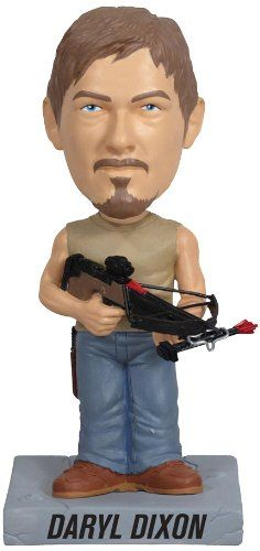 The Walking Dead - Daryl Dixon Bobble-Head