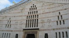 Holy Land Tour - Basilica Of The Annunciation & St Joseph's Church