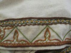 Tunic Embellishment. Voice Painter - Dianne Lanning Fine Art.com