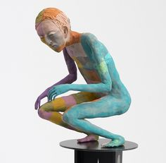 Spanning twenty years of work, this is the first major survey exhibition of New Zealand-born sculptor Francis Upritchard.