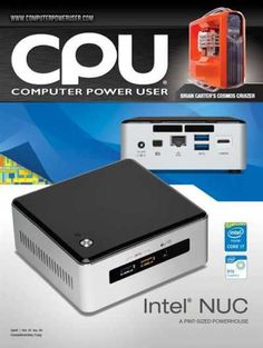 Computer Power User April 2015, user, Power, CPU, Computer Power User, Computer, April 2015, April, 2015, Magesy.be