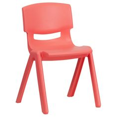 Plastic Red Stacking Chair - Overstock Shopping - The Best Prices on Flash Furniture Stacking Chairs