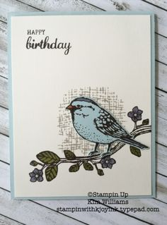 Best Birds stamp set
