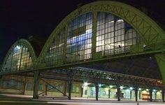 Estação de trem Suiça