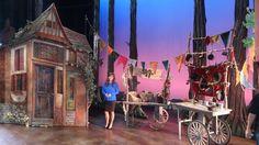 Cinderella Broadway royal parlor | Cinderella on Broadway gave me a little gift, a tiara. I felt royal ...