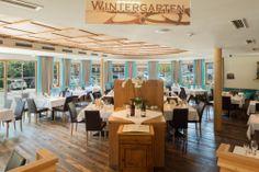 Html, Conference Room, Restaurant, Table, Furniture, Home Decor, Meeting Rooms, Restaurants, Interior Design