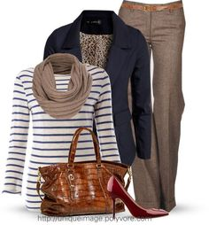9 stylish work outfits to go from winter to spring - Page 5 of 7 - women-outfits.com