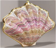 Judith Leiber evening bag I saw online  I think it was at Neiman Marcus very pretty to see.