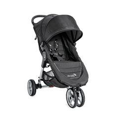 The multi-award winning City Mini captures the essence of urban mobility. Its lightweight, easy-to-use design makes it perfect for running errands and all day excursions in the urban jungle. Standard features include patented Quick-Fold Technology with removable auto-lock to keep stroller closed when folded and accessory mounting bracket to accessorize with ease. The 8 inch lightweight quick-release EVA wheels feature sealed ball bearings, front wheel suspension and the swivel front wheel…