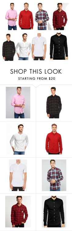 """Versatile Styles of Mens Clothing"" by menswearinfo on Polyvore featuring Polo Ralph Lauren, Robert Geller, Old Navy, United by Blue, Versace, Abercrombie & Fitch, Superdry, ASOS, men's fashion and menswear"