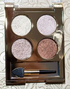 "Milani Cosmetics Fierce Foil Eyeshine Palette in ""Milan"" @milanicosmetics"