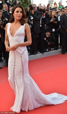 Eva Longoria in Emilio Pucci, Cannes Film Festival, 2012 - love it!