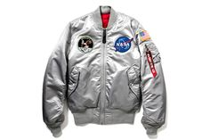 f323f750eac Alpha Industries Honors NASA s Finest Hours With MA-1 Tight Apollo