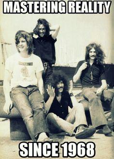 Black Sabbath ~ Mastering Reality Since 1968