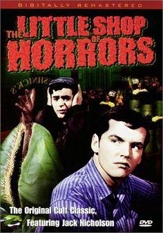 The Little Shop of Horrors / HU DVD 8508 / http://catalog.wrlc.org/cgi-bin/Pwebrecon.cgi?BBID=13245766