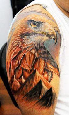 Realism Animal Tattoo by Kobay Tattoo - http://worldtattoosgallery.com/realism-animal-tattoo-by-kobay-tattoo-2/