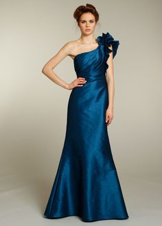 Jim Hjelm Occasions Bridesmaids and Special Occasion Dresses Style jh5184 by JLM Couture, Inc.